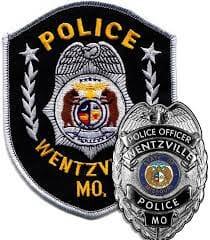 Wentzville Mo police logo