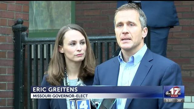interview with eric greitens on robbery of wife